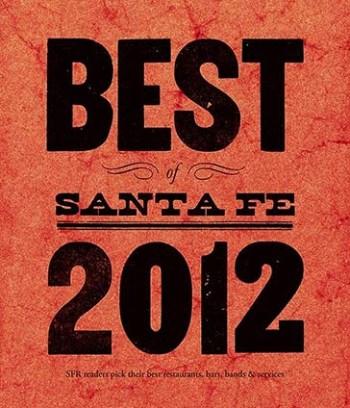Santa Fe Reporter: Best of Santa Fe 2012