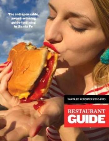 SFR Restaurant Guide 2012-13